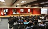Auditorio de la Escuela Libre de Derecho.